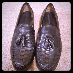 Johnston and Murphy slide on loafers- Size 10